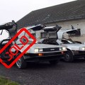 This Delorean is for sale!