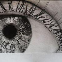 A szem a lélek tükre...