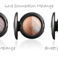 MAC Mineralized Eyeshadow kollekció