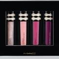 Teszt - MAC Nocturnals Lipgloss/Pink széjfény szett
