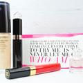 Születésnapi nyereményjáték - Gueralin, Chanel, Clarins és Shiseido ajándékokért