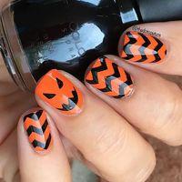 Halloween manikür inspirációk