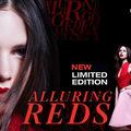 """CATRICE """"Alluring Reds"""" Limitált Kiadás"""