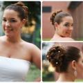 Menyasszonyi frizura ötletek lépésről lépésre - 3. rész