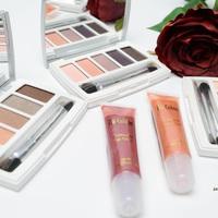 Nu Skin Nu Colour szemhéjfesték paletta teszt