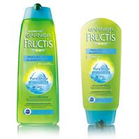 Új sampon és balzsam a Garnier-től: Fructis Pure Shine
