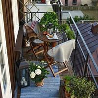Balcony Ideas | Legyen stílusos az erkély is!