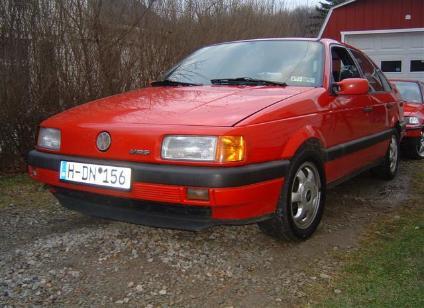 1993 Volkswagen Passat. VW Passat, a szerethető