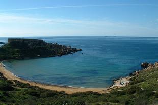 Málta legszebb strandjai - top 10-es lista