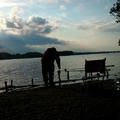 Tópart, sör, naplemente, zalai bivaly – Kis-Balaton tour 2016