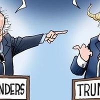 Amerikai freak show − Trump vs Sanders?