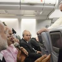 Ferenc pápa nem mondott semmi újat a melegekről
