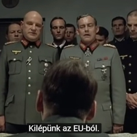 Brexit Hitler-módra