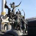 Ilyen a Majdan a forradalom után