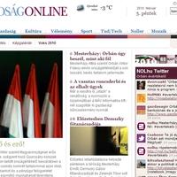 Agitprop illusztráció: Orbán a Nolon