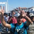 Átmentek rajtam a megindult migránsok