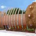 Súlyzó, hot dog, bálnatetem? − Mi lesz az új expó magyar épületével?