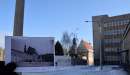 Egykor és most: képpárok Lublinról