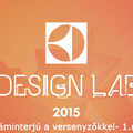 Exkluzív villáminterjú a hazai versenyzőkkel – 1.rész – Electrolux Design Lab