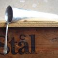 Használhatatlan evőeszközök Angliából