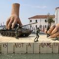 A háborúsdi nem játék!