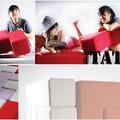 TAT-Ris a valódi tetrisz bútor