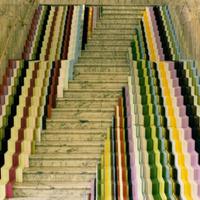 Bekeretezett lépcső Londonban