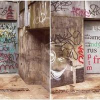 Újraértelmezett falfirkák