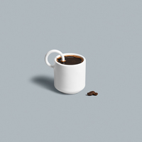 Fura fülű kávéscsésze az új KELL!
