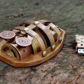 Steampunk kütyük PC-hez  -  Rhombus Maximus