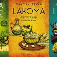 Utazás a gasztrokultúrában – Váncsa István szakácskönyvei