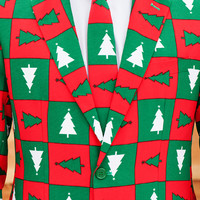 Brutál harsány öltönyök karácsonyi vacsorához