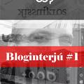 Bloginterjú #1 - Kiss Miklós designer