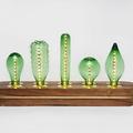 Elegáns lámpák újrahasznosított üvegekből