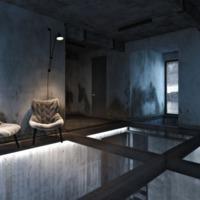 "A ""B"" szinonímái: barbár, beton, brutalitás + béke is - DA House by Igor Sirotov"