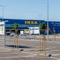 Így készült az új IKEA áruház / X