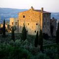 Egy flaska chianti és eszméletlen nyugalom - Castello di Vicarello, Toscana