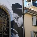 Óriások egy svájci városban - Unframed project by JR
