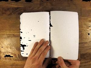 Soha többé eltépett papírlapok, itt a mágneses füzet