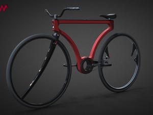 """A Twist Bike nem """"csak"""" egy kerékpár...!"""