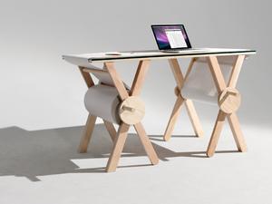 DIY analóg gondolatrögzítő asztal