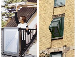 Nincs erkélyed? Csináltass magadnak alternatív változatot!
