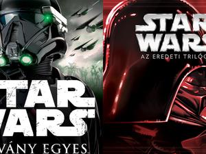 Könyvajánló: Zsiványkodni karácsonykor, avagy Star Wars könyvek az ünnepre