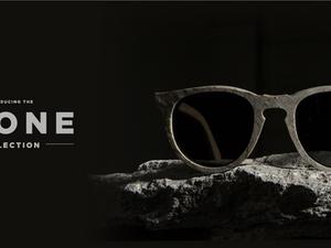 Palaszemüvegek Oregonból - Stone Collection by SCWOOD