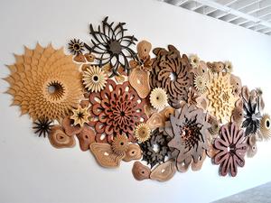 Lenyűgöző, fából készült korallzátonyok