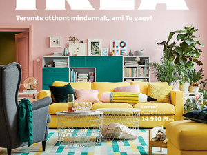 2018 első fuvallata a lakberendezésben - IKEA 2018
