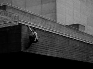 Kontrasztok, izomból...! - Tim Shieff by Pip