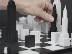 Sakkozz New Yorkkal és Londonnal