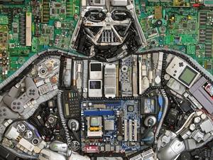 Star Wars újrahasznosítva