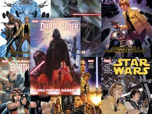 Star Wars képregények minden mennyiségben